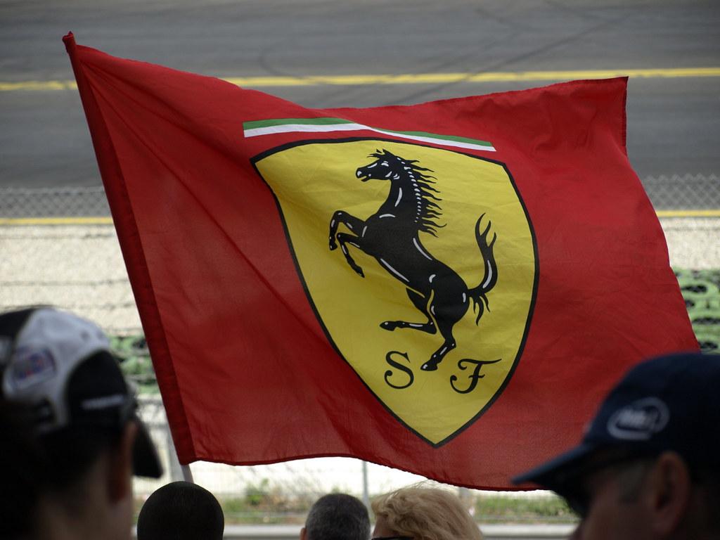 Ferrari - cover