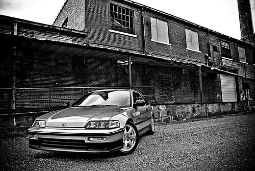 Honda CRX 10 by w.d.johnson