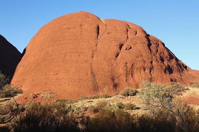 Dome of rock, Kata Tjuta