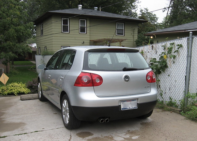 2007 Volkswagen Rabbit 2