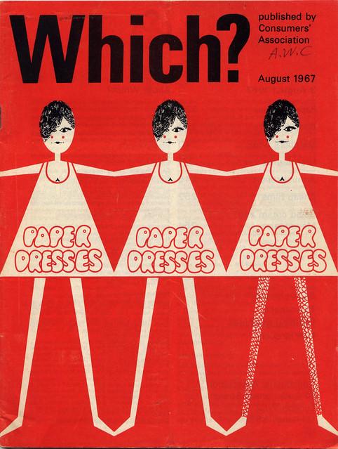 Which? Magazine August 1967