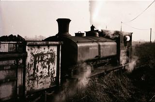 NCB shunter 1966