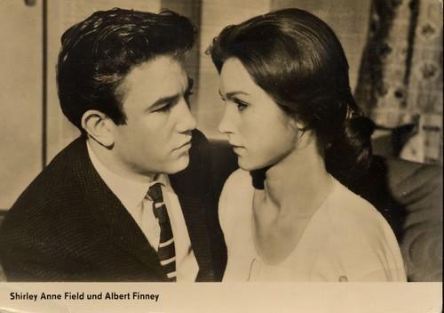 Shirley Ann Field & Albert Finney