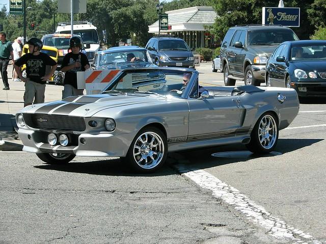 Danville Car Show >> 1965-66 Ford Mustang (Custom) 2 | Flickr - Photo Sharing!