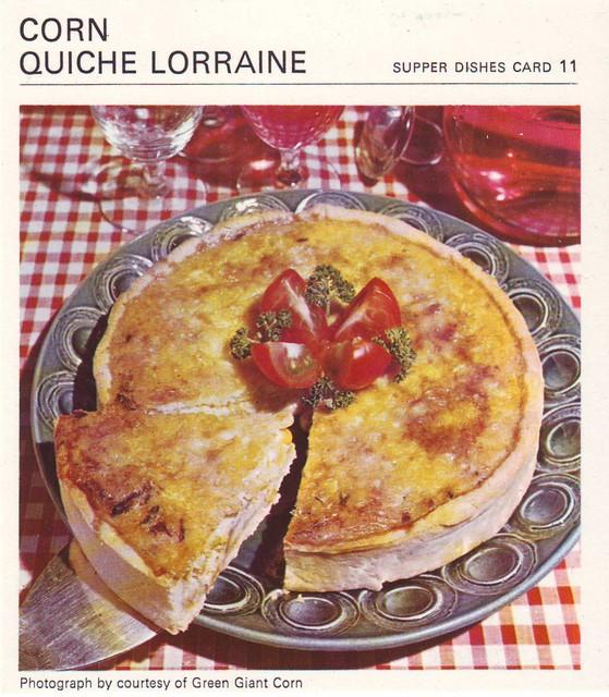 Quiche Lorraine Kitchen Nightmares