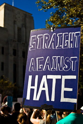 """Straight Against Hate"""
