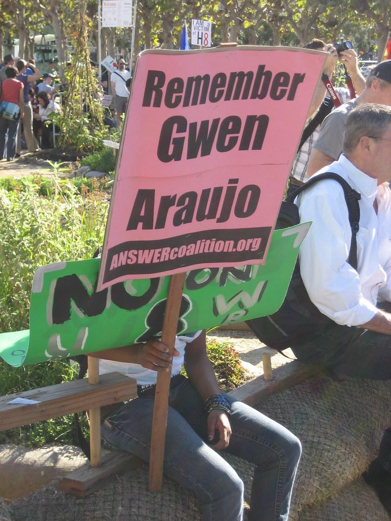 Remember Gwen Araujo