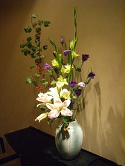 Japanese flower arrangement 12, Ikebana: いけばな