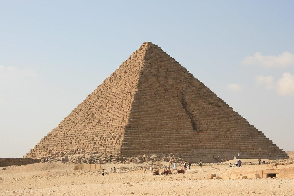 La piramide di Micerino