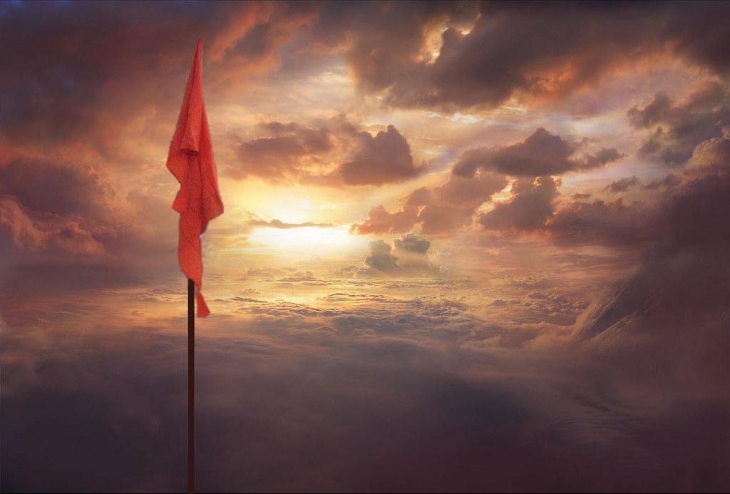 sangh_dhavaj / hinduism / hindutva - a photo on Flickriver