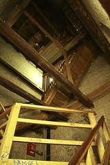 wood, ceiling, log cabin, beam, interior design, hardwood, stairs, carpenter,