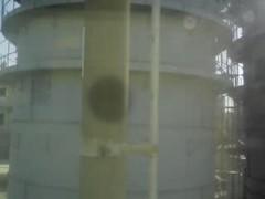 東京スカイツリー工事現場 2008年11月14日