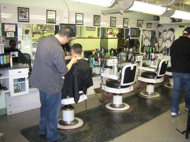 University Barber Shop Flickr - Photo Sharing!
