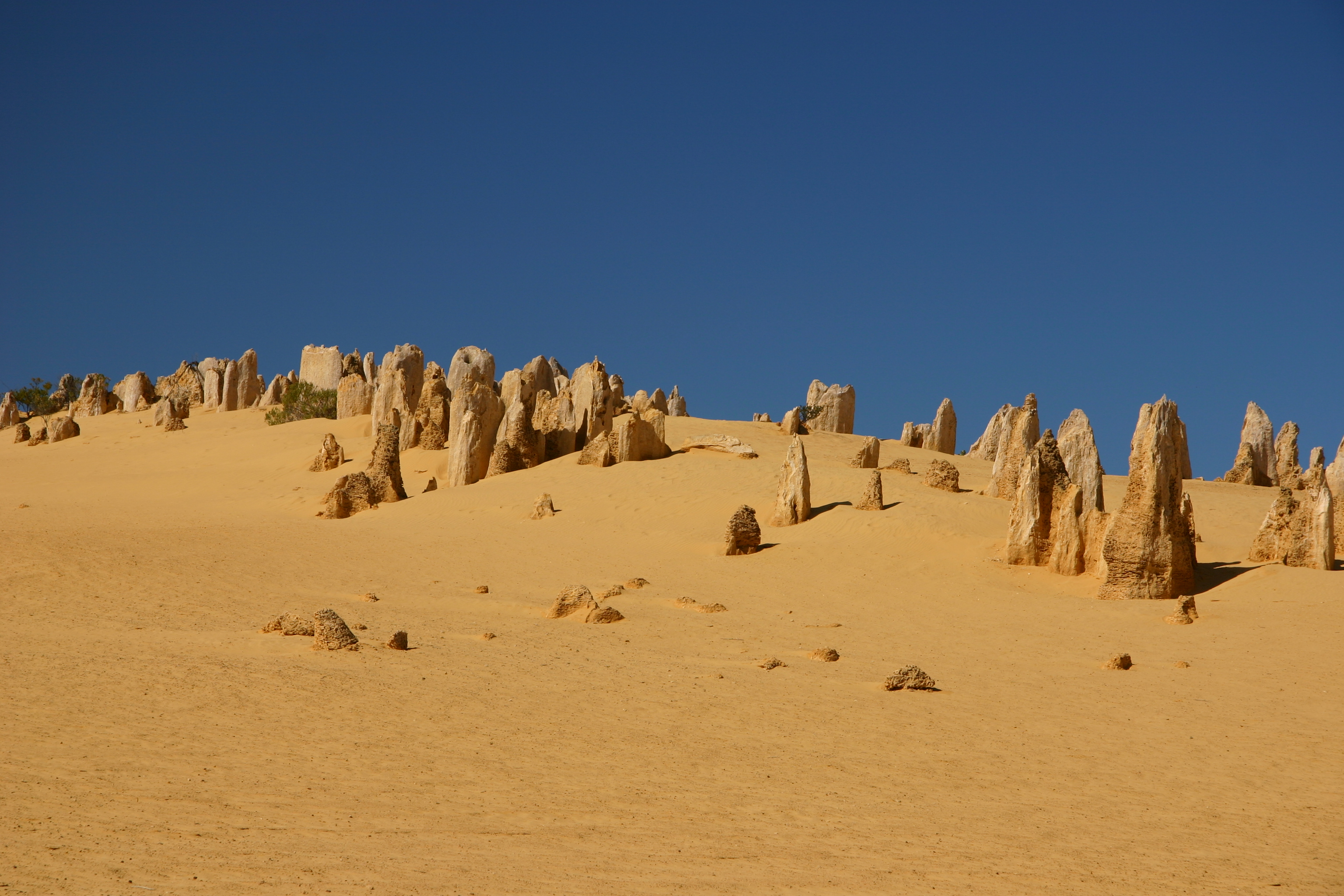 Pinnacles Desert, Nambung National Park, Western Australia