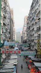 Morning in Mongkok