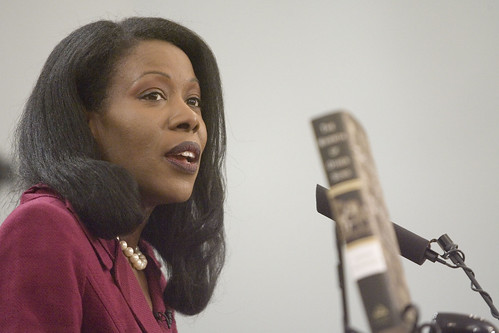 Isabel Wilkerson at the Miller Center Forum