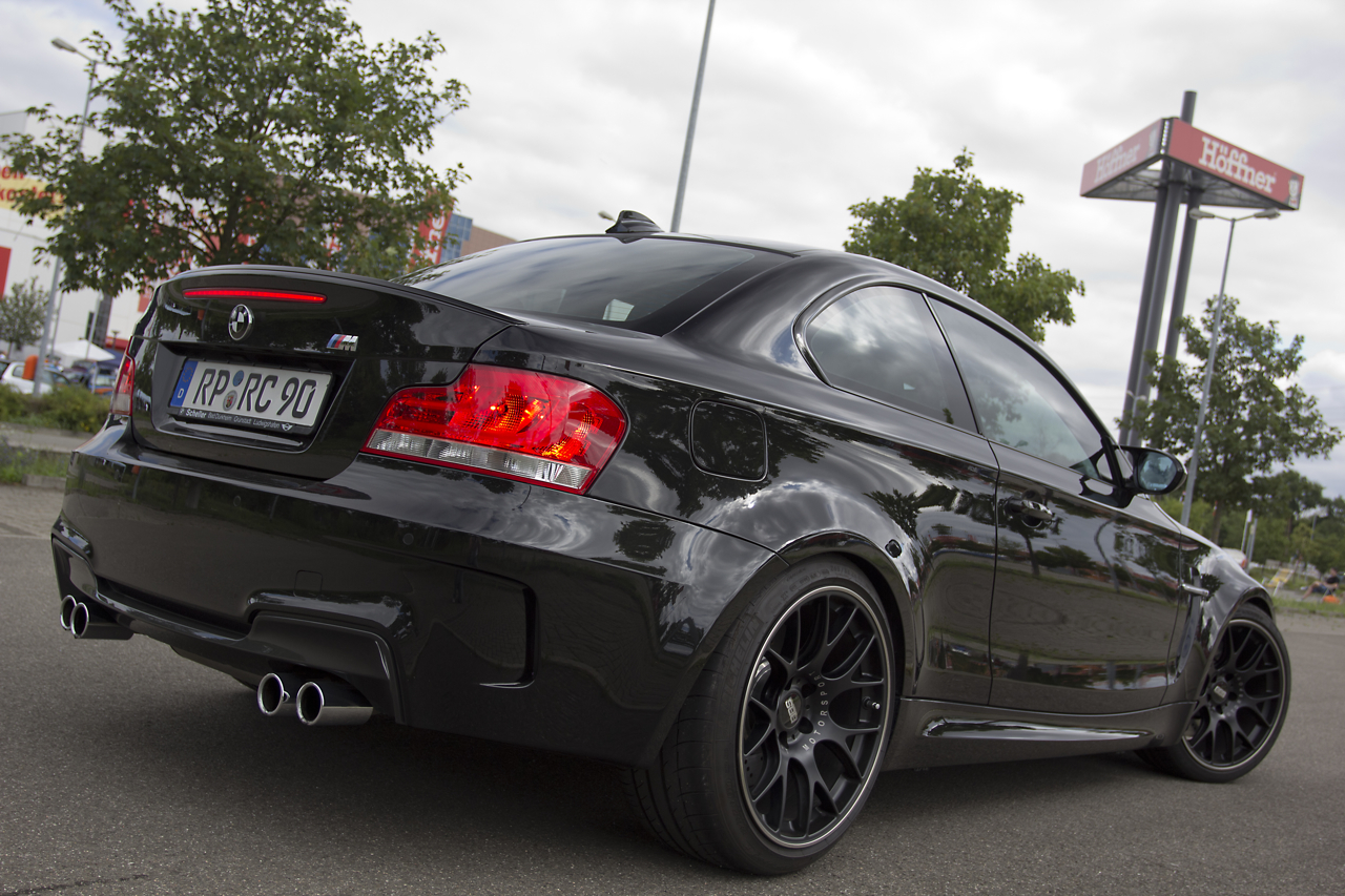 Bmw M135i Coupe Tuning Bmw 1 m Coupe Tuning Meeting