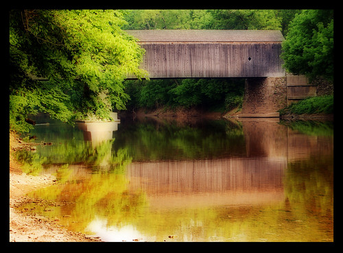 Covered Bridge Orton