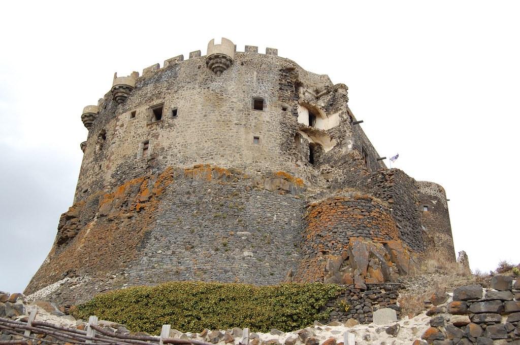 Castillo imponente
