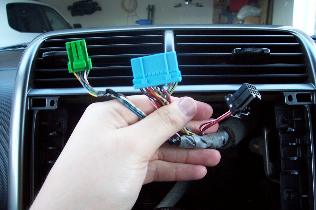 head unit wiring extensions honda element owners club forum. Black Bedroom Furniture Sets. Home Design Ideas
