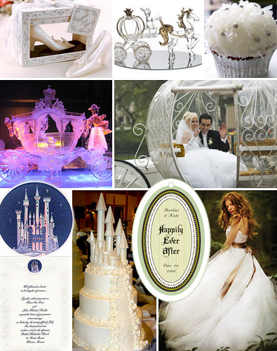 and Weddings with a Fairytale Theme For more photo inspiration boards