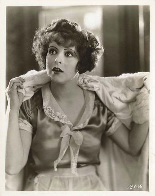 clara bow, for red hair   Flickr - Photo Sharing!