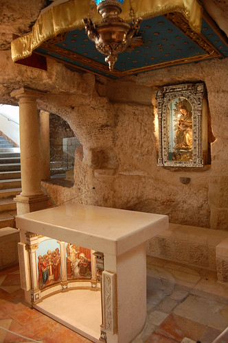 Milk Grotto Chapel , Bethlehem, فلسطين  Palestine 巴勒斯坦自治區