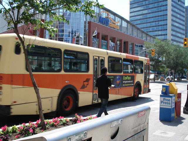 Garden City Bus Route Being Discontinued