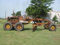 Caterpillar 212 Motorgrader