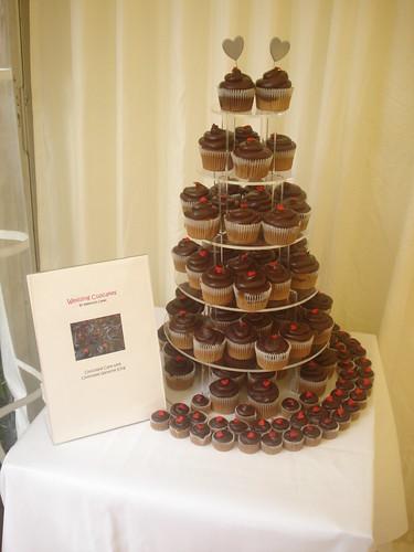 Wedding Cake Adelaide Cupcakes