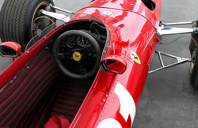 Ferrari 312 F1 1967 B Better View Curtis Johnson Flickr