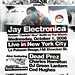 Jay Electronica in NYC Oct 1
