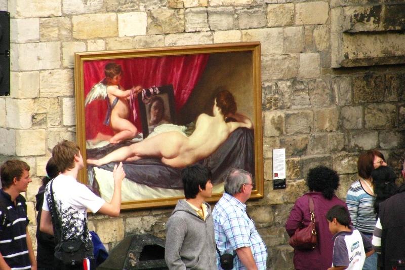 York - Velazquez - Venus at Her Mirror