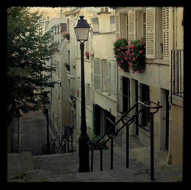 Montmartre por Vanesa