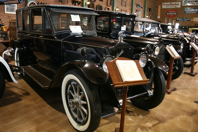 "1920 Packard Model ""3-35"" Limousine Twin-Six"