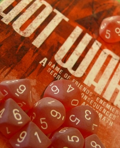 Hot War Dice
