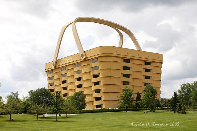 Basket Case Longaberger Office Building Flickr Photo