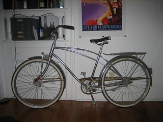 Vintage Spaceliner bike