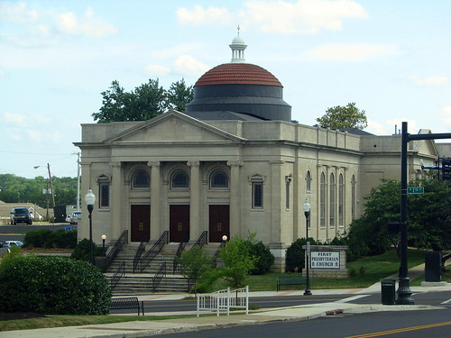 1st Presbyterian Church, Columbia, TN