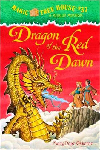 dragon of the red dawn book report