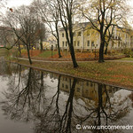 Autumn Reflections - Riga, Latvia