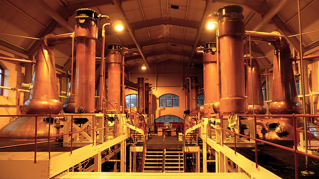 Photo of Whisky Stills