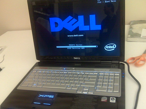 DELL LAPTOP XPS