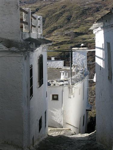 Capileira - calle