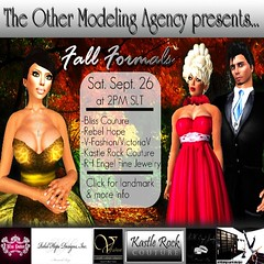 TOMA Fall Formal Invite