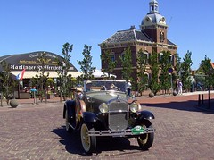 The Most Famous Classic Car Rally in Fryslân