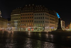 Dresden @ night