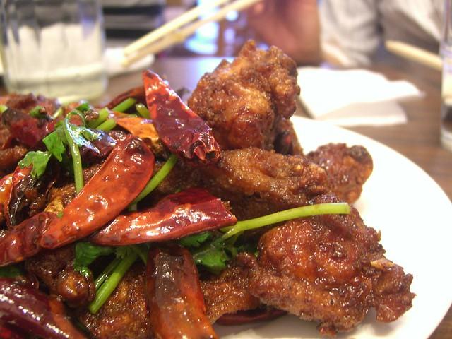 干香辣子鸡 Chilli Fried Chicken - Original Taste - Julia | Flickr ...
