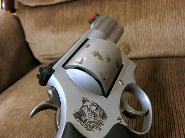new gun for backpacking
