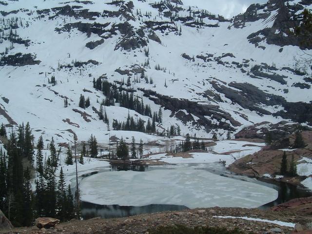 Lake Blanche 06.05.05